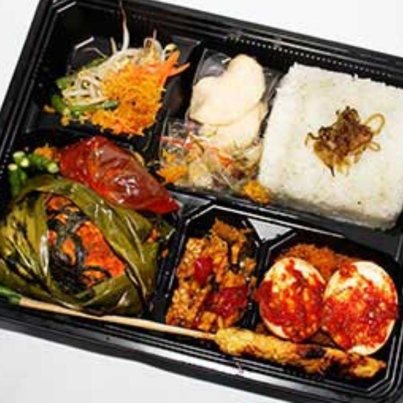 Nasi Kotak Bento