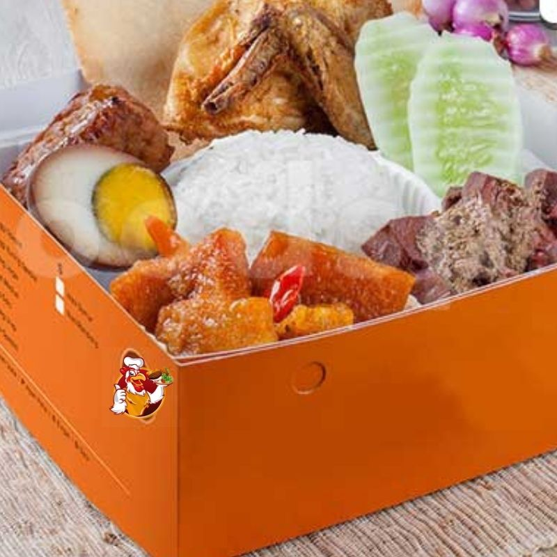Catering Denpasar Nasi Kotak Bali